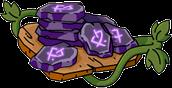 Pile of Runestones Menu