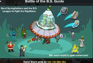 Battle of the B.S. Guide