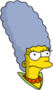 Empty-Nest Marge Annoyed Icon