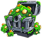 Goblin Gold Chest Icon