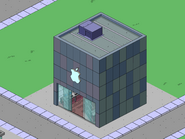 Mapple Store animation