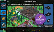 Old Ruins Dig Guide Act 3