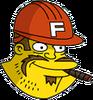 The Fracker Happy Icon