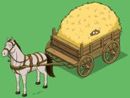 Mabel's Wagon when tapped