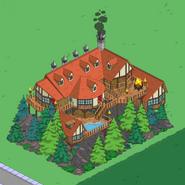 Mountain Lodge animation