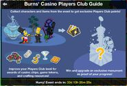 Burns Casino Players Club Guide