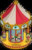 Christmas Carousel Menu