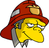 Fire Chief Moe Icon