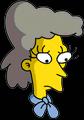 Helen Lovejoy Sad Icon