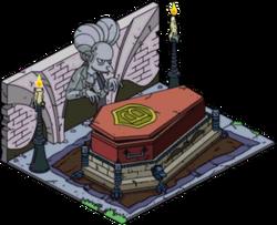 Burns Coffin Menu