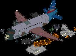 Crazy Plane Menu