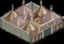 Freak Show Tent