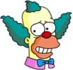 Krusty Embarrassed Icon