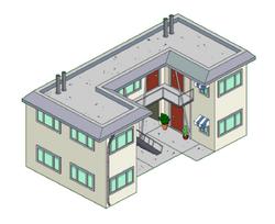 Krabappel apartment no glitchy