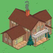 Krusty's Retreat animation