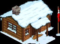 Virgil's Cabin Snow Menu