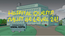 Hospital Quests Cover