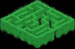 The Shinning Maze Menu