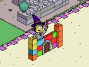 Blocko Angelica Button Building a Castle
