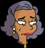 Rita LaFleur Sad Icon