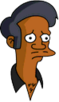 Apu Sad Icon