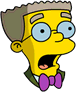 Smithers Surprised Icon