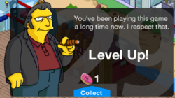 Level 29 Message