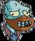 ZombieHuman1 Sad Icon