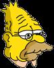 Grampa Sad Icon
