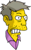 Skinner Madannoyed Icon