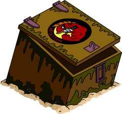 Hellfish Treasure Chest Menu