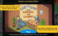 Krusty's Last Gasp Online 2019 Event Guide