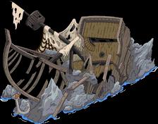 Shipwreck Menu