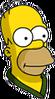 Sunday Morning Homer Icon