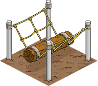 Obstacle Log Menu