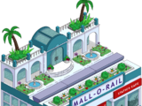 Mall-O-Rail Station