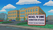 Nickel 'N' Dime Animation in the show