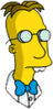 Professor Frink Deadpan Icon