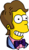 Prom Time Homer Happy Icon