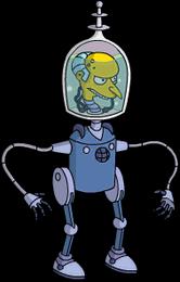 Robo Burns Menu