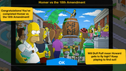 Homer v Amendment Ending