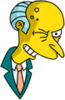 Mr. Burns Winking Icon