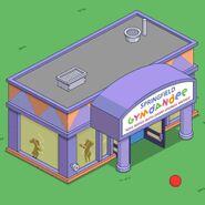 Springfield Gymdandee animation