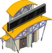 Stadium Entrance Menu