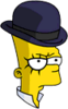 Clockwork Bart Annoyed Icon