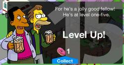 Level 15 Message