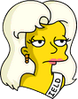 Miss Springfield Sad Icon