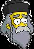 Rabbi Krustofsky Sad Icon