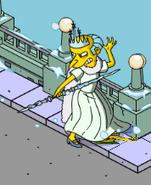 White Witch Burns Terrorizing Springfield