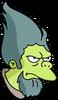 Bridge Troll Moe Annoyed Icon